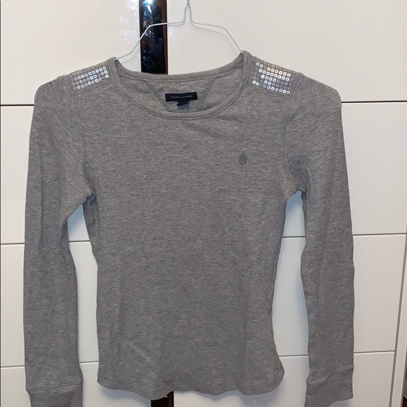 Tommy Hilfiger Tops - 5 for 20 or 10 for 45 Grey top